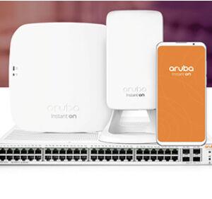 Always-On Netzwerk für kleine Unternehmen und Standorte: Aruba Instant On